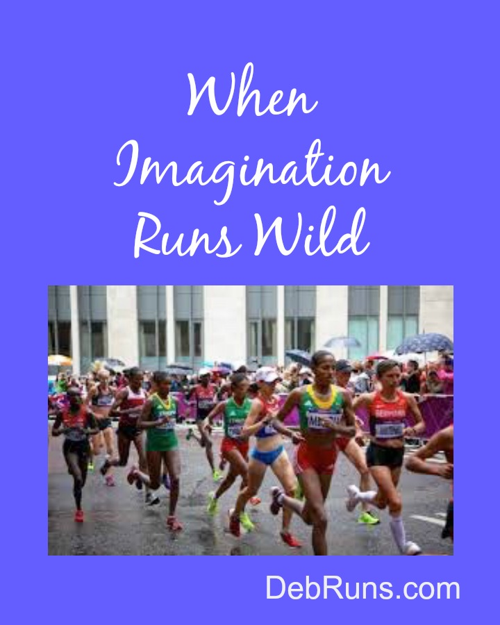 When Imagination Runs Wild