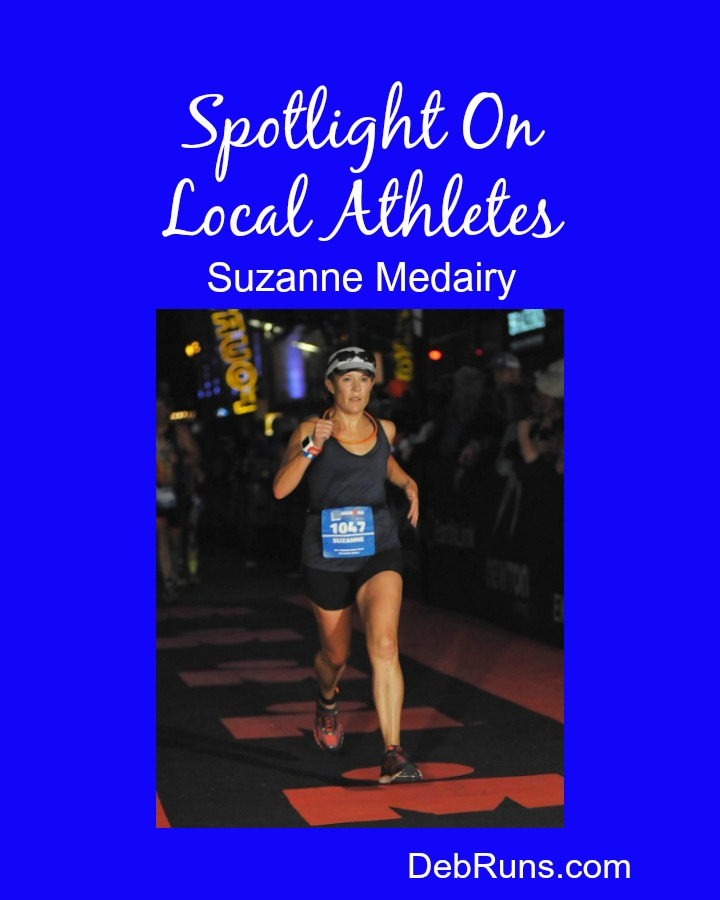 Suzanne Medairy:  Ultramarathon Runner Turned Ironman