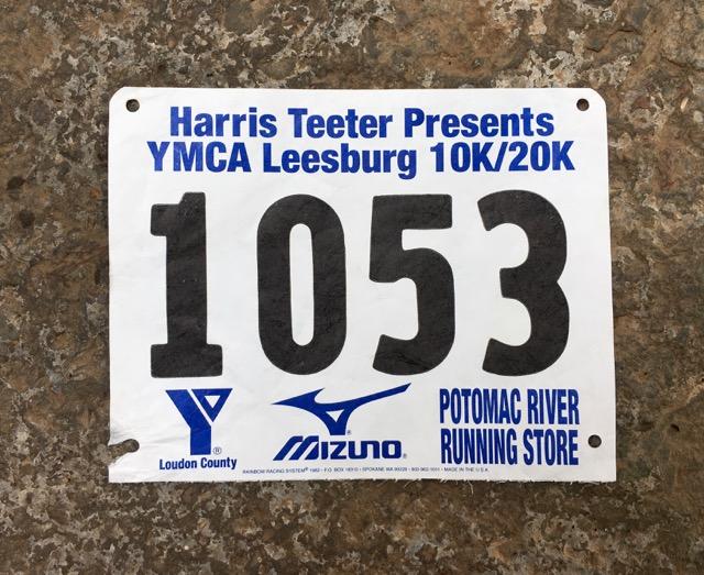 2004 Leesburg 20K Race Recap