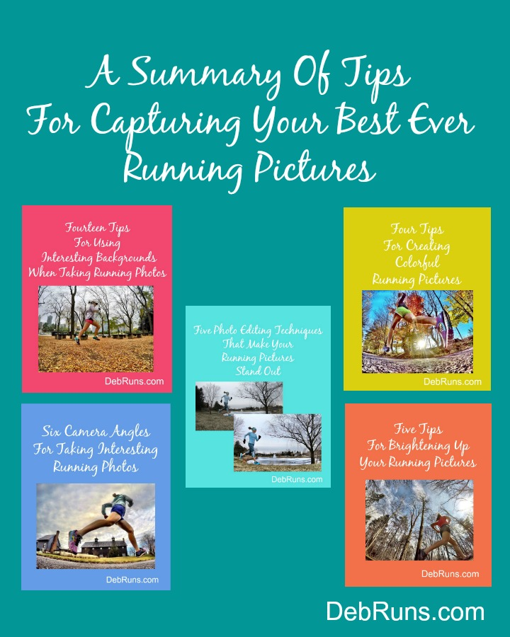 A Summary Of Tips For Capturing Your Best Ever Running Pictures