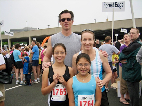 2009 Girls On The Run 5K Race Recap