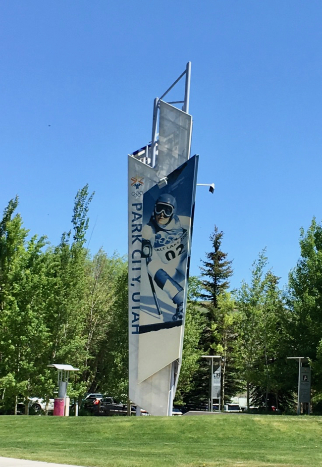 A Deer Valley Hike And Self-Guided Tour Of The Winter Olympics Training Facilities