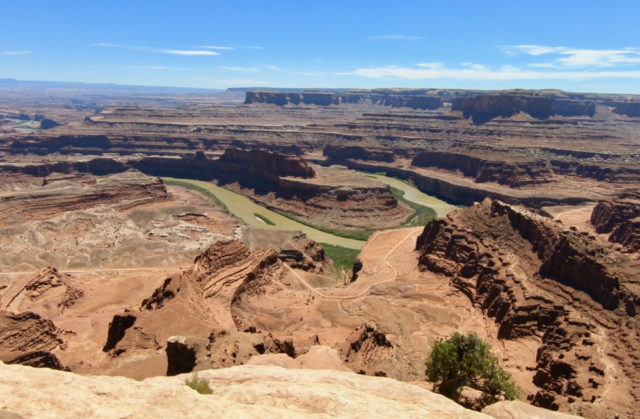 Scouting Out Dead Horse Point State Park