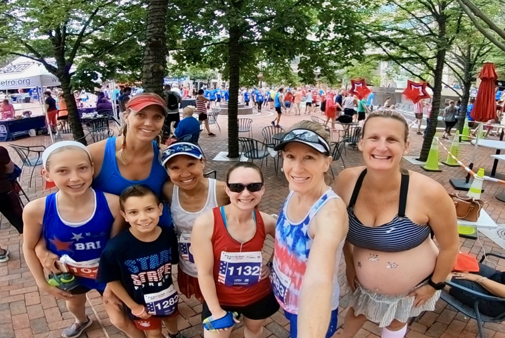My First Race in Over Six Months and Celebrating Independence Day