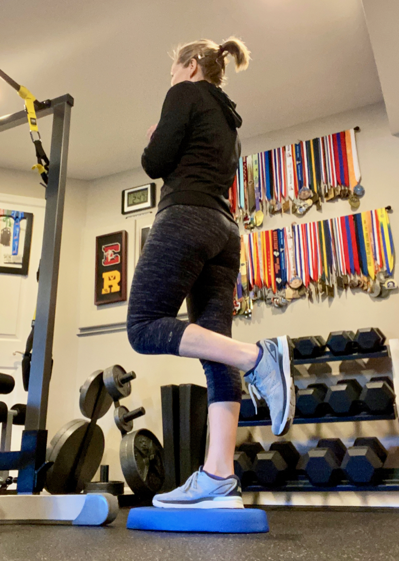 Taking One Step Forward and Two Steps Backward with My Favorite Exercise