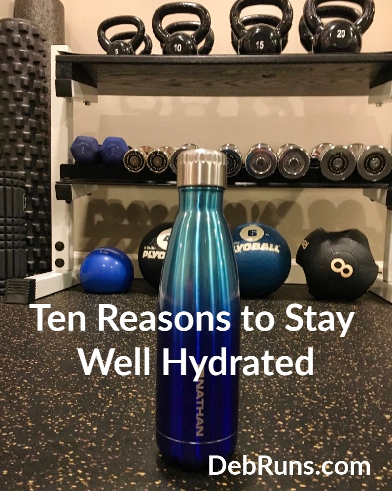 Ten Reasons to Stay Well Hydrated